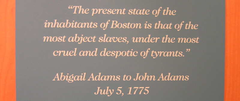 American Revolution Boston