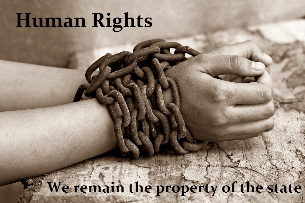 Human and Property Rights Chaned