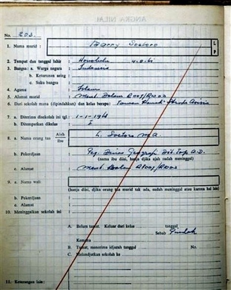 Obama Birth Certificate Image 6