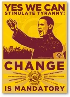 Obama Tyranny Manatory Change