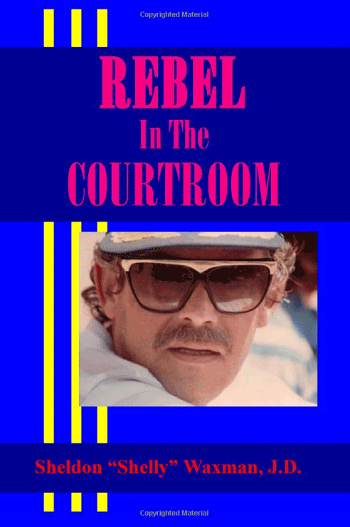 Rebel in The Courtroom