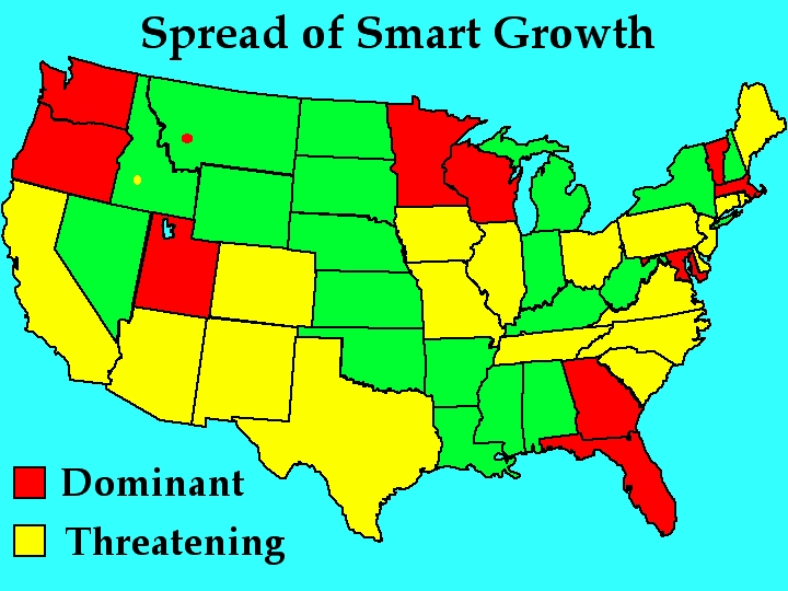 USA Smart Growth Spread