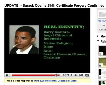 Obama Illegal Alien