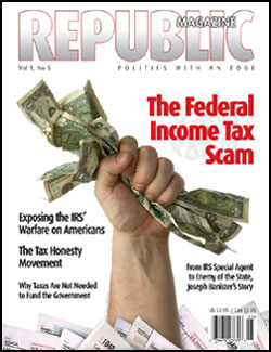 The Federal Income Tax Scam