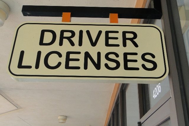 Drivers License Here